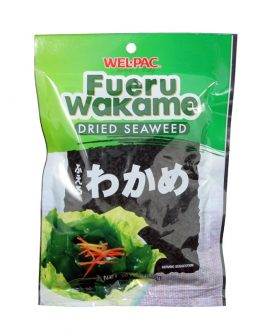 Algues Wakame déshydratée