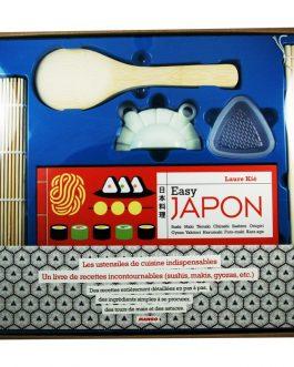 Easy Japon ! Coffret Onigiri, Gyoza, Sushis